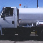 2000 Gallon Water Truck