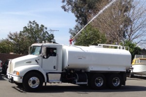 4,000 Gallon Water Truck