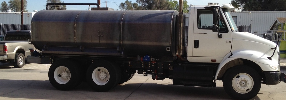 Water Truck Before