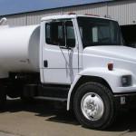 Short Chassis Trucks